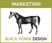 Black Horse Design Marketing (South Yorkshire Horse)