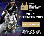 Liverpool International Horse Show 2019 (South Yorkshire Horse)